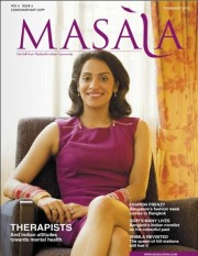Masala Magazine interviews with BCS therapist Jasnam Narula