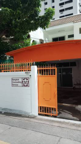 Bangkok Counselling Service is located in this building